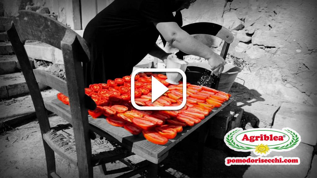 Video pomodori secchi Agriblea